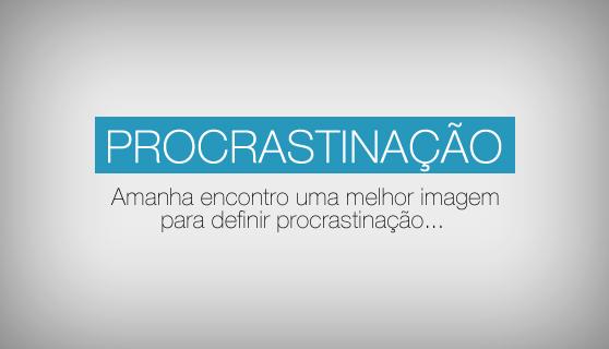 procrastinacao
